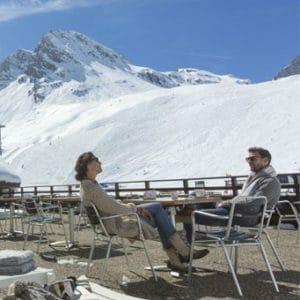 Vacances d'hiver en famille à Tignes