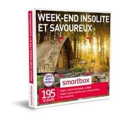 box fête des pères Week-end insolite et savoureux
