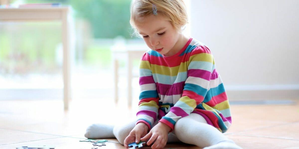 TOP 11 puzzle enfant