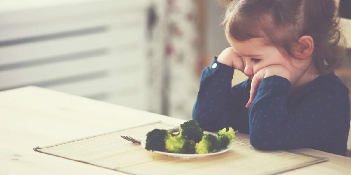 Comment faire manger des légumes aux enfants?