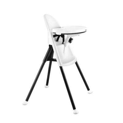 chaise haute bébé blanche marque babybjorn