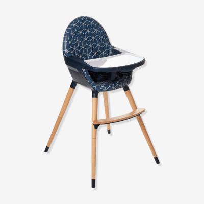 chaise haute bébé évolutive marque vertbaudet