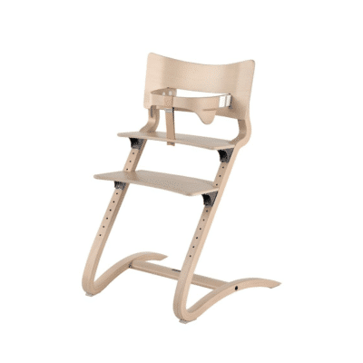 chaise haute en bois Leander