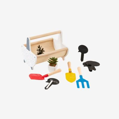 kit du petit jardinier d'extérieur marque vertbaudet