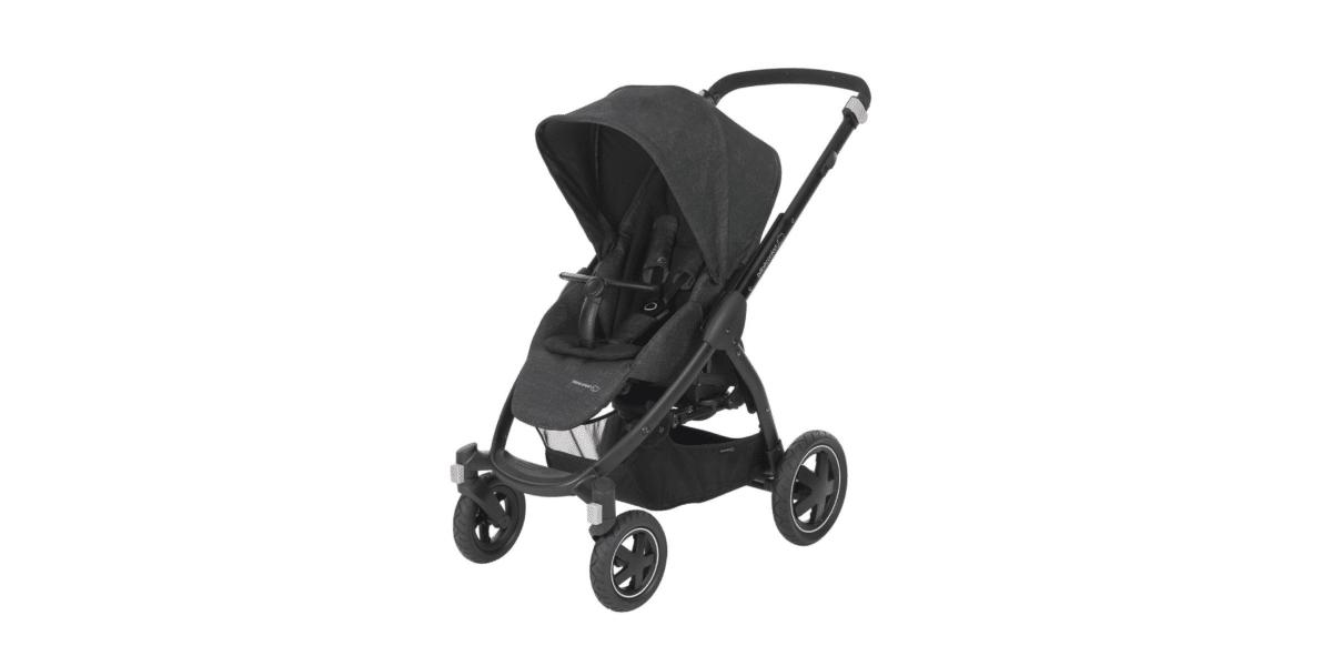 poussette-naissance-noire-stella-nomad-marque-bébé-confort