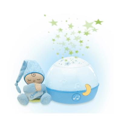 veilleuse projecteur d'étoiles pour bébé marque Chicco