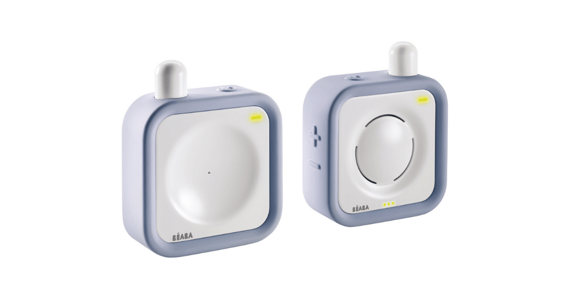 Babyphone-audio-étanche-marque-Beaba-Minicall