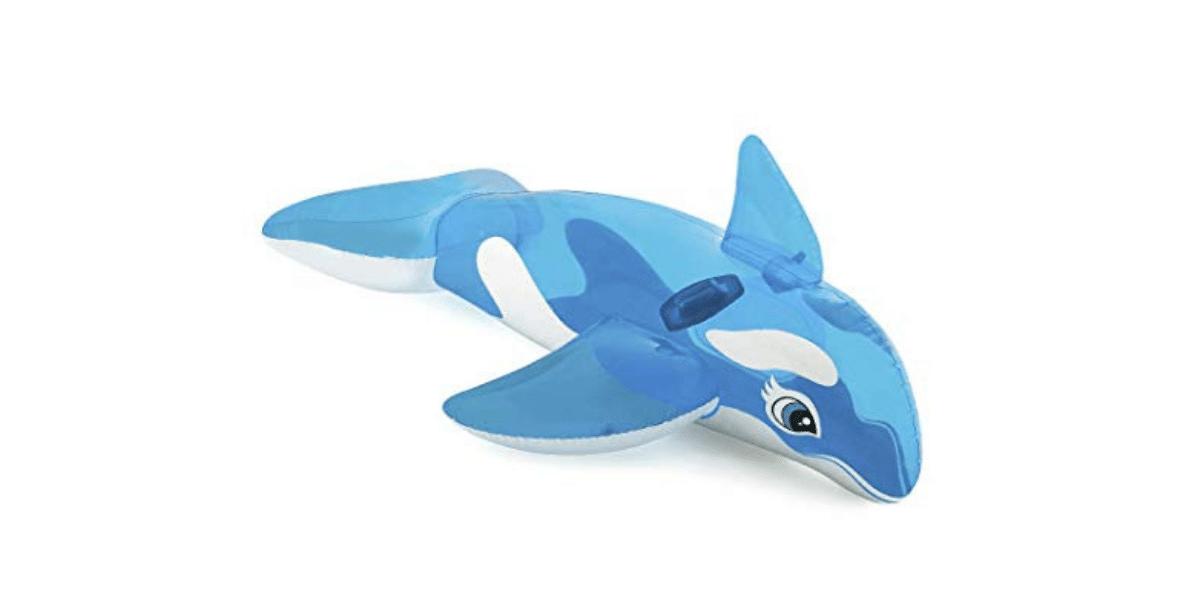 Baleine-bouée-gonflable-bleue-pour-enfant-marque-Intex