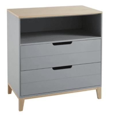 Commode-enfant-Gaspard-2-tiroirs-gris-bleu