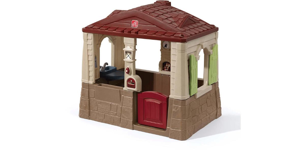 cabane en plastique Neat Tidy pour enfant
