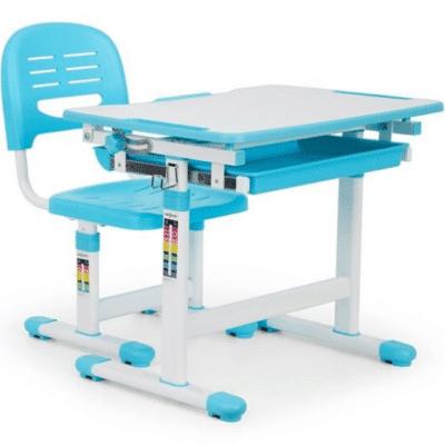bureau bleu clair pour enfant marque Tommi One Concept