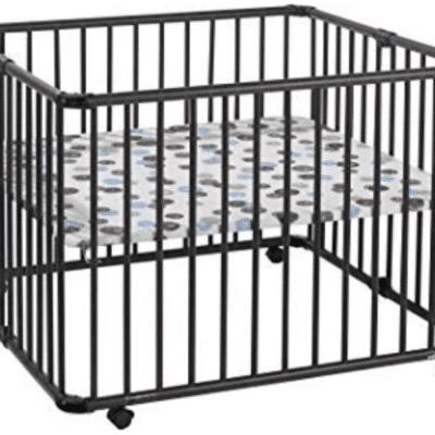 Parc bébé pliableLucilee Geuther noir