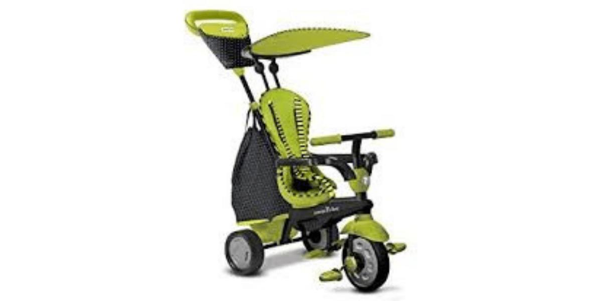 Tricycle-évolutif-bébé-Smart-Trike-Glow