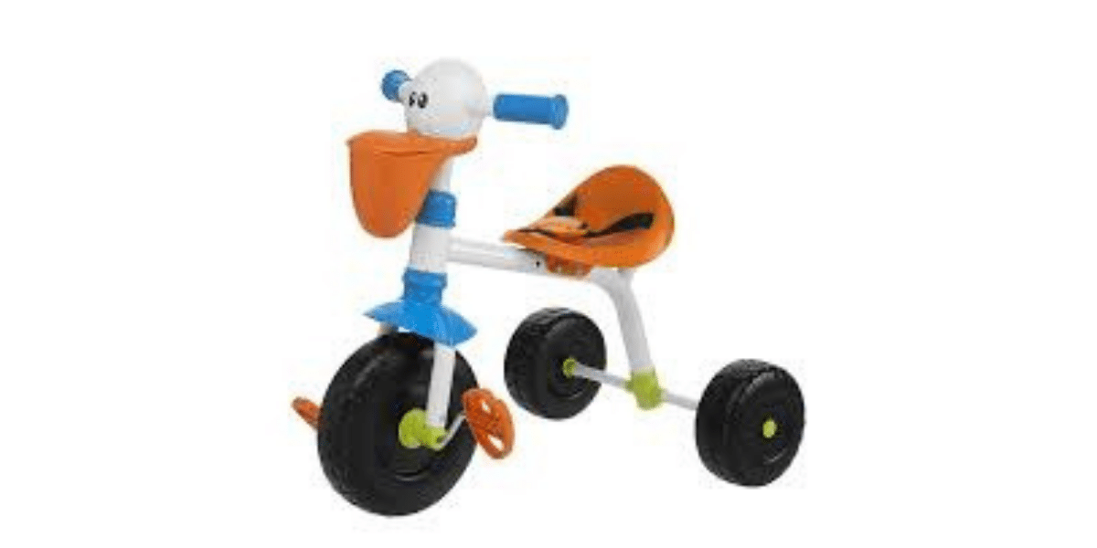 Tricycle-enfant-Chicco-Pélican