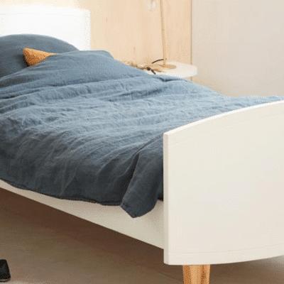 lit blanc pour enfant marque Cyrillus