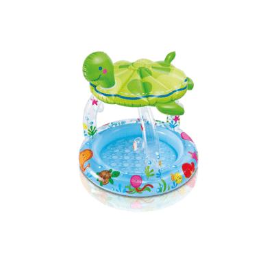 piscine-enfant-intex-pour-bebe-pare-soleil-tortue-de-mer