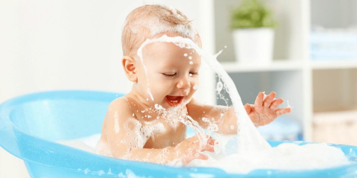 comment choisir un gel lavant bébé bio