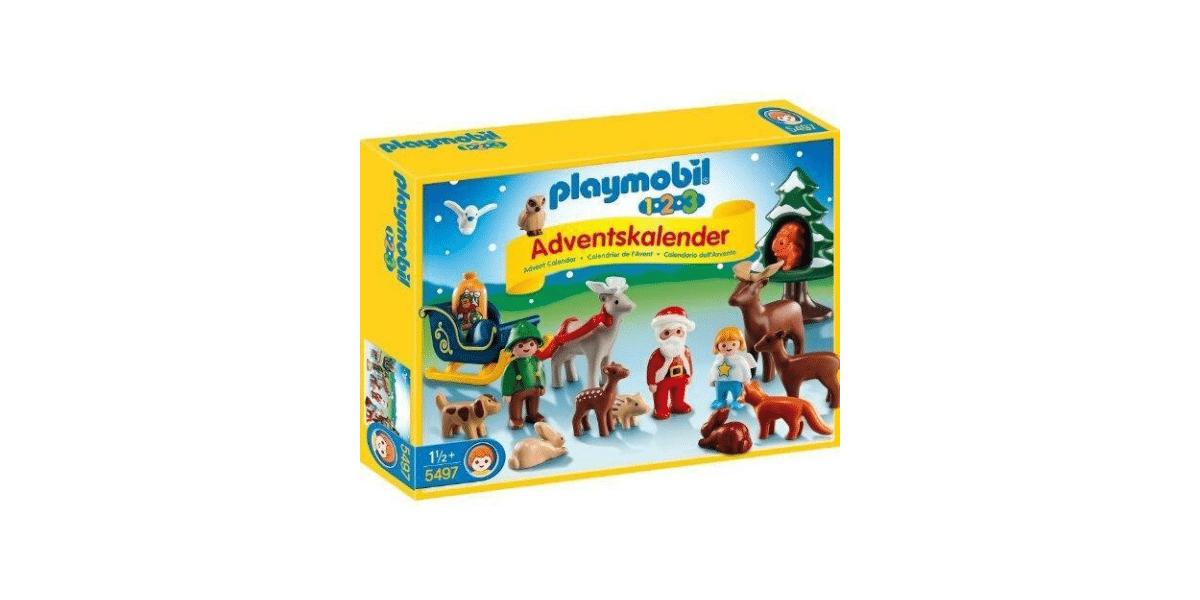 Calendrier-avent-père-Noël-animaux-de-la-forêt-Playmobil123