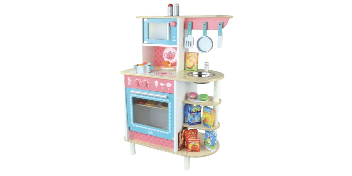 Cuisine-pour-enfant-en-bois-Au-temps-des-cerises-Vilac
