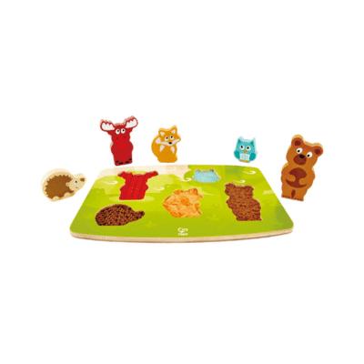 Puzzle-tactile-les-animaux-de-la-forêt-Hape