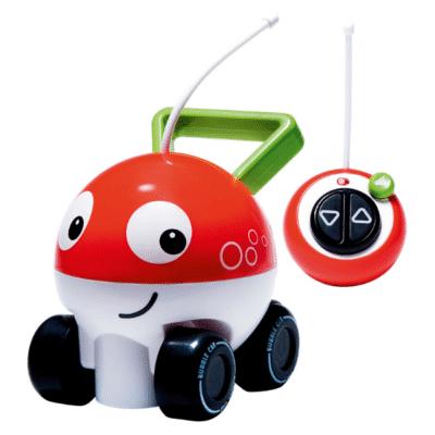 Voiture-radiocommandée-rouge-Bubble-marque-Imagibul