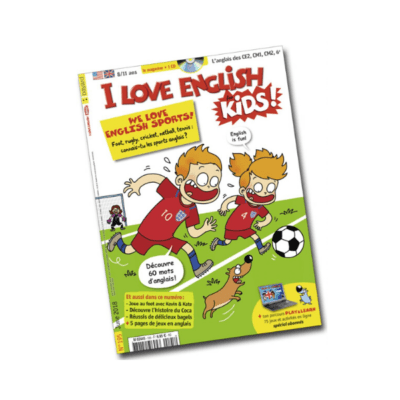 I-love-English-for-kids