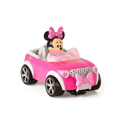 Voiture-télécommandée-Minnie-marque-Disney