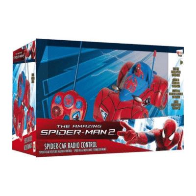 Voiture-télécommandée-Spiderman-marque-Disney