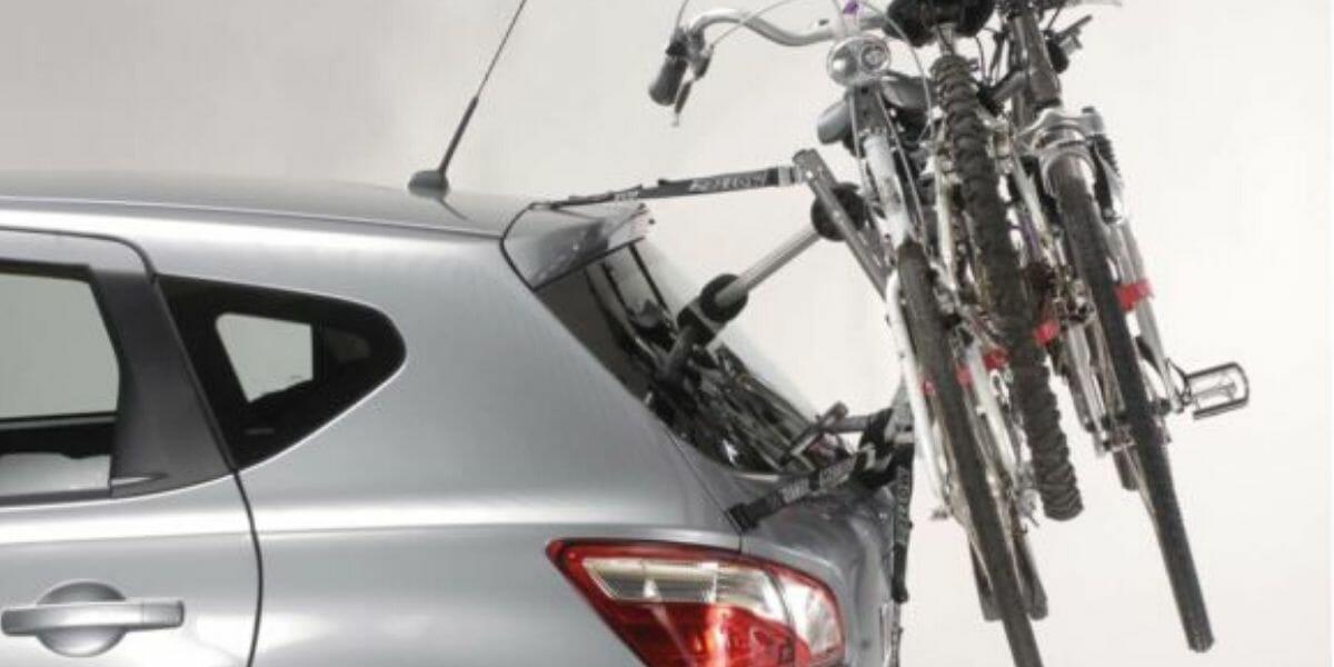 porte vélos hayons pour coffre de voiture marque Mottez