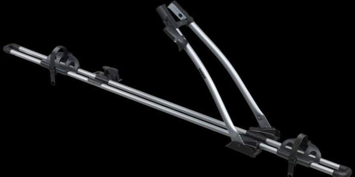 Porte vélo de toit FreeRide marque Thule
