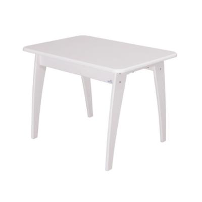 table enfant en bois blanc marque Geuther