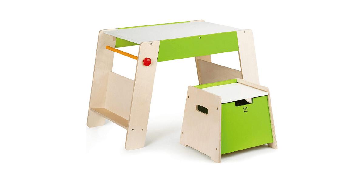 table enfant en bois marque Hape