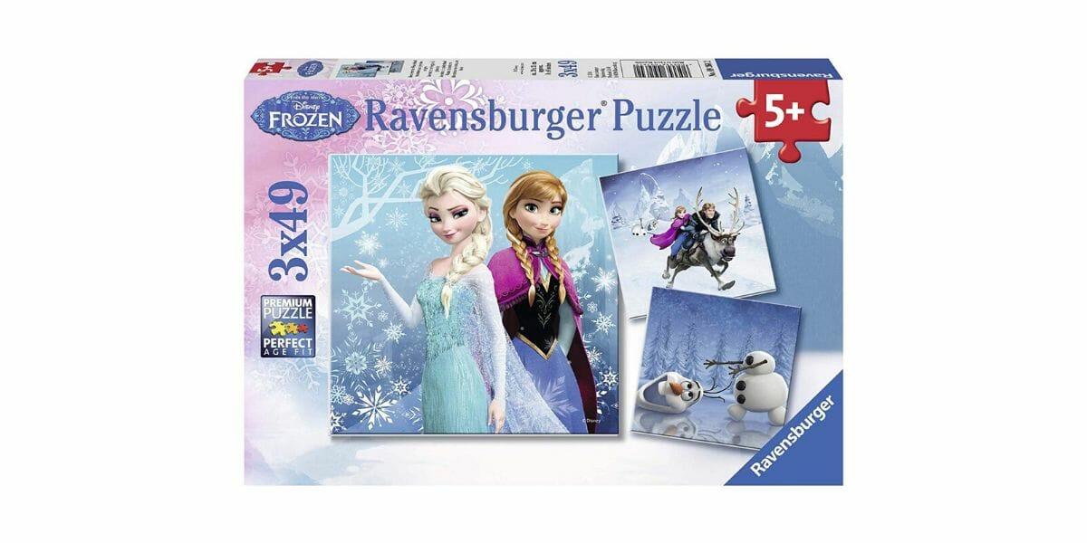 Puzzle-La-Reine-des-Neiges-Ravensburger