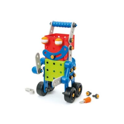 robot à construire marque Build It