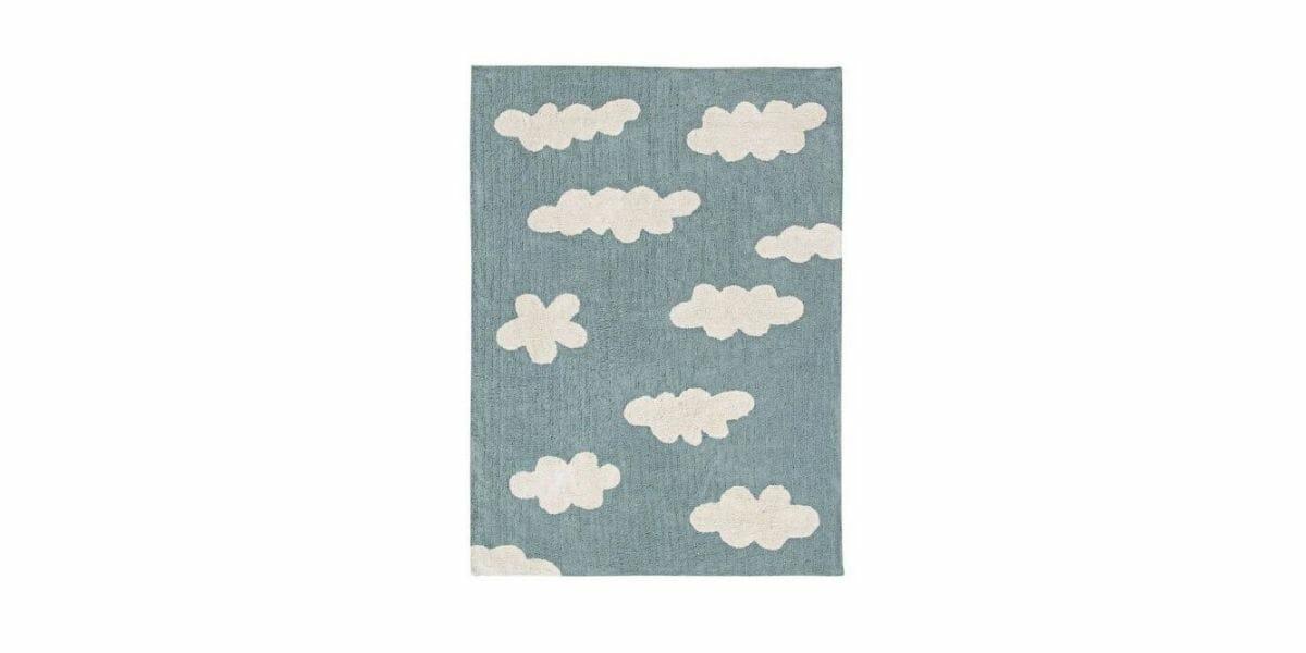 tapis enfant nuage marque Lorena Canals