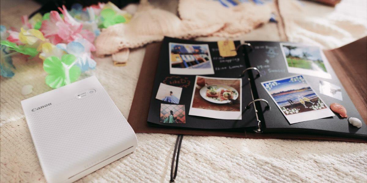 Imprimante-photo-carre-Canon-Selphy-Square-QX10