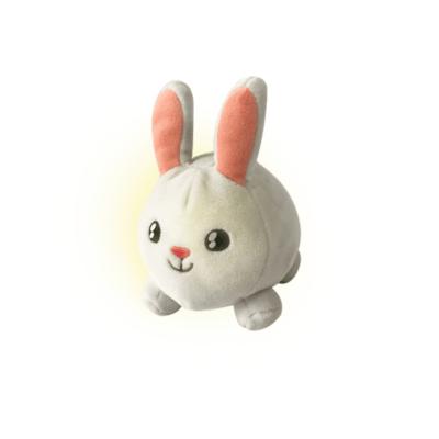 veilleuse pabobo Shakies peluche lumineuse lapin