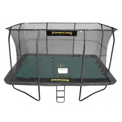 trampoline marque Jumpking