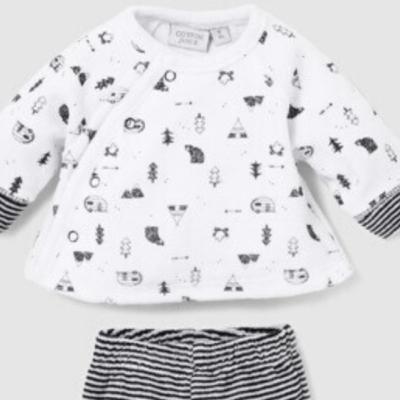 pyjama bébé marque Cotton Juice