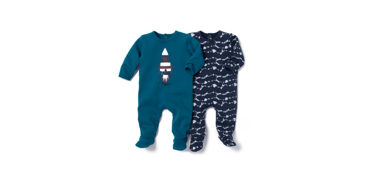 pyjama bébé marque La Redoute Collections