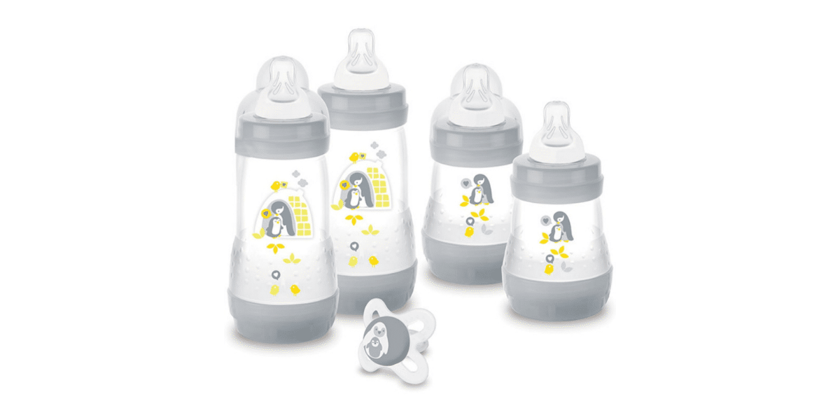 biberon bébé marque MaM