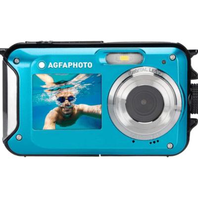 appareil photo numérique étanche bleu pour enfant Realishot marque Agfa