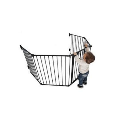 exemple barriere escalier enfant marque Monsieur bébé