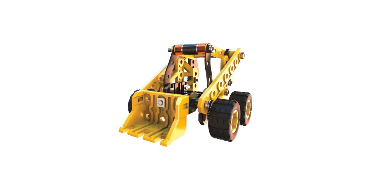 bulldozer marque meccano