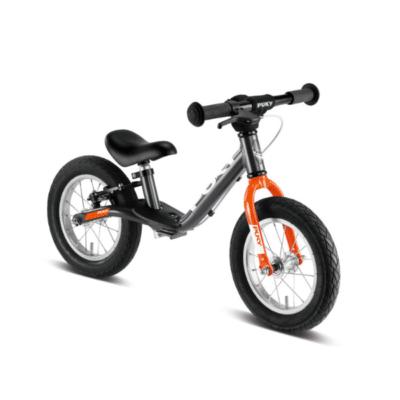 draisienne orange noire enfant avec frein marque Puky