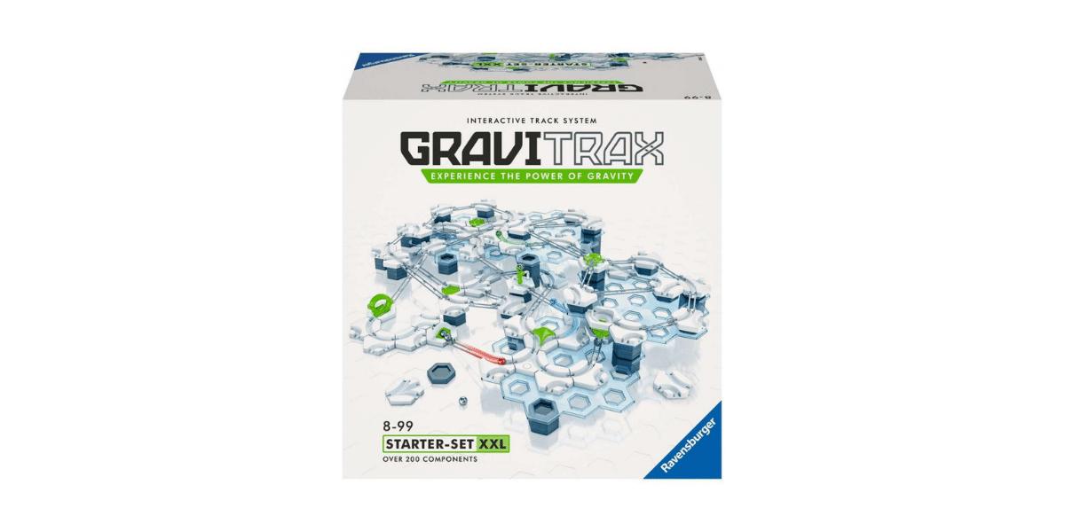 boite du circuit de bille GraviTrax marque Ravensburger