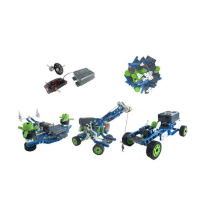 kit moteur et engrenages Meccano