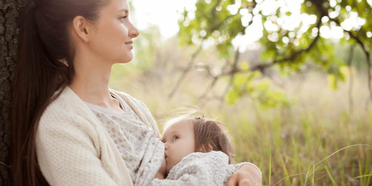 lactoferrine dans le lait maternel - une protéine aux multiples vertus