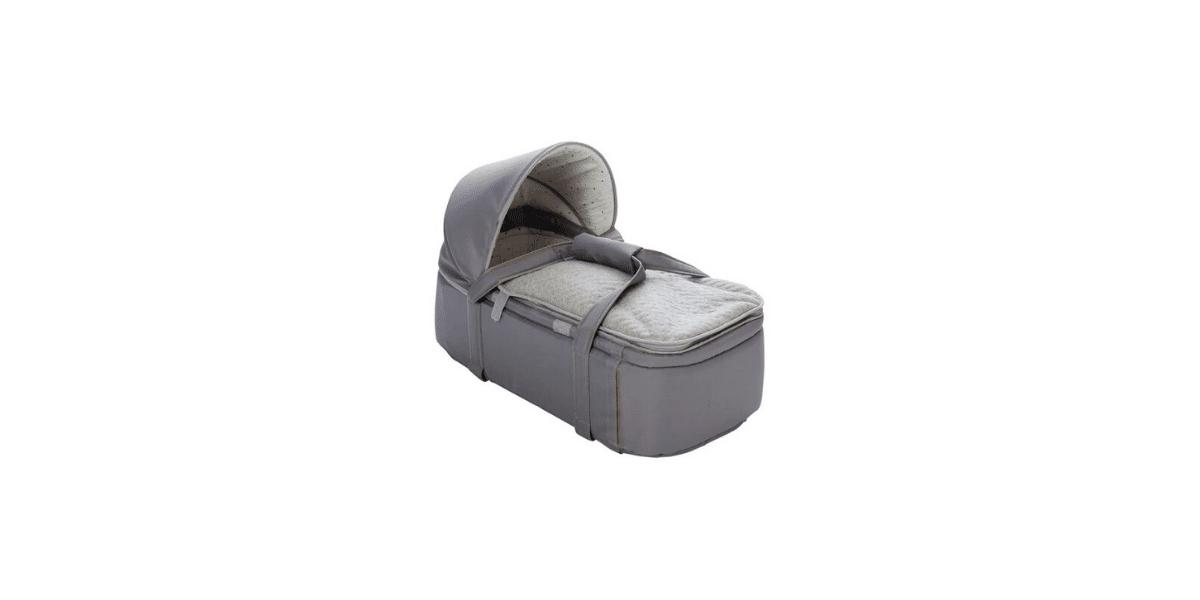 couffin gris marque vertbaudet