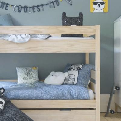 chambre pour enfant armoire cabane marque mika